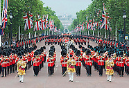 Queen Elizabeth Birthday Parade