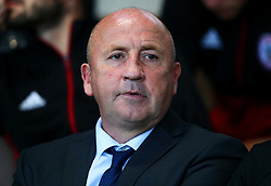 Accrington Stanley manager John Coleman - Mandatory by-line: Matt McNulty/JMP - 22/08/2017 - FOOTBALL - Wham Stadium - Accrington, England - Accrington Stanley v West Bromwich Albion - Carabao Cup - Second Round