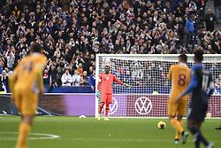 November 14, 2019, Saint Denis, FRANCE: 16 STEVE MANDANDA  (Credit Image: © Panoramic via ZUMA Press)