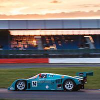 14, Porsche 962, 3000cc,  Leyton House, 1987,  C1a, drivers: DREELAN Tommy. SCOTT Aaron, Group C,  Silverstone Classic 2016