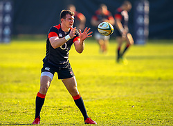 Ben Spencer (Saracens) - Mandatory by-line: Steve Haag/JMP - 13/06/2018 - RUGBY - Kings Park Stadium - Durban, South Africa - England Rugby Training and Press Conference, South Africa Tour