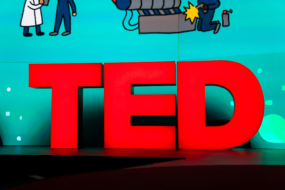 TED2019: Bigger Than Us. April 15 - 19, 2019, Vancouver, BC, Canada. Photo: Bret Hartman / TED