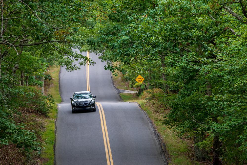 Undulating Road, Southampton, Noyack, NY