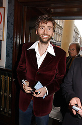 Actor DAVID TENNANT at a gala evening preview of Noel Coward's play Hay Fever in aid of Masterclass at The Theatre Royal, Haymarket, London on 26th April 2006.<br /><br />NON EXCLUSIVE - WORLD RIGHTS