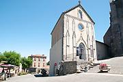 France, Pyrenees, Saint-Bertrand de Comminges
