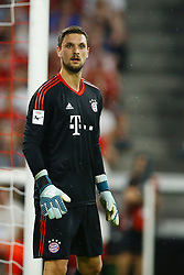 August 1, 2017 - Munich, Germany - Sven Ulreich of Bayern during the second Audi Cup football match between FC Bayern Munich and FC Liverpool in the stadium in Munich, southern Germany, on August 1, 2017. (Credit Image: © Matteo Ciambelli/NurPhoto via ZUMA Press)