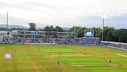 General view of the Swalec Stadium.  - Mandatory by-line: Alex Davidson/JMP - 22/07/2016 - CRICKET - Th SSE Swalec Stadium - Cardiff, United Kingdom - Glamorgan v Somerset - NatWest T20 Blast