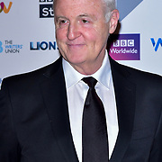 Robert Harling attends The Writers' Guild Awards at Royal College of Physicians on 15th January 2018.