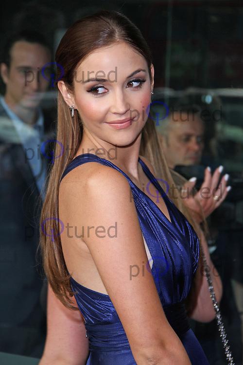 Jacqueline Jossa, The TV Choice Awards 2014, London Hilton Park Lane, London UK, 08 September 2014, Photo by Brett D. Cove