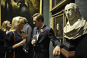 JO HOLLEY; DUNCAN PARVIN, Rothschild Wealth Management & Trust  and David Campbell  host a party to celebrate the publication of <br /> 'Made in Britain' -The Men and Women Who Shaped the Modern World by Adrian Sykes. National Portrait Gallery. London. 9 November 2011 <br /> <br /> <br />  , -DO NOT ARCHIVE-© Copyright Photograph by Dafydd Jones. 248 Clapham Rd. London SW9 0PZ. Tel 0207 820 0771. www.dafjones.com.