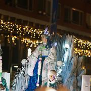NLD/Amstelveen/20181222 - SBS Kerstparade 2018, de ijskonining