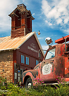 Ridgway, Colorado, old fire department building