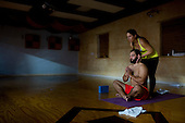 2014 11-14 Johny Hendricks Yoga