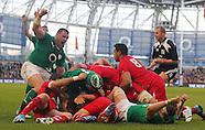 Ireland v Wales 080214