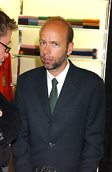 ERIC FELLNER at a party hosted by the Gussalli Beretta family to celebrate the opening of the new Beretta store, 36 St.James's Street, London SW1 on 10th January 2006.<br />