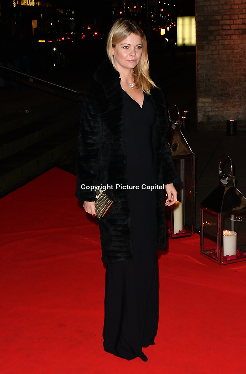 Jemma Kidd arrivers at DKMS is the world's largest international donor centre. So far they have helped to register over 8 million potential donors and facilitated over 70,000 blood stem cell transplants worldwide Big Love London Gala at The Round House on 7 November 2018, London, UK.