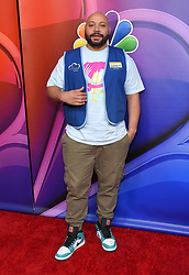 February 20, 2019 - Hollywood, California, U.S. - Colton Dunn on the carpet at the NBCUniversal Mid Season Press Junket at Universal Studios. (Credit Image: © Lisa O'Connor/ZUMA Wire)