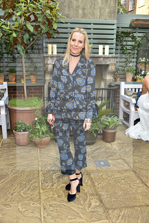 Alice Naylor-Leyland at The Ivy Chelsea Garden's Annual Summer Garden Party, The Ivy Chelsea Garden, 197 King's Road, London England. 9 May 2017.<br /> Photo by Dominic O'Neill/SilverHub 0203 174 1069 sales@silverhubmedia.com