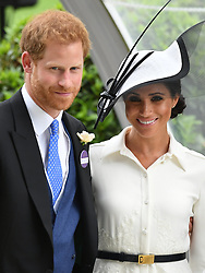 Members of The Royal Family attend the first day of Royal Ascot 2018 at Ascot Racecourse, Ascot, Berkshire, UK, on the 19th June 2018. 19 Jun 2018 Pictured: Members of The Royal Family attend the first day of Royal Ascot 2018 at Ascot Racecourse, Ascot, Berkshire, UK, on the 19th June 2018. Photo credit: James Whatling / MEGA TheMegaAgency.com +1 888 505 6342