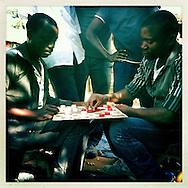 Market scene, The Mozambique Diary, Maua District, Mozambique