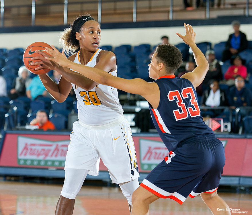 2016-17 A&T Women's Basketball vs Tennessee Martin
