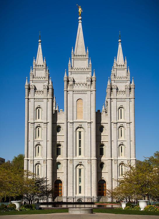 Mormon Salt Lake City Church