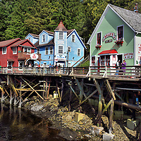 Dolly&rsquo;s House Brothel in Ketchikan, Alaska <br />