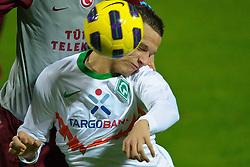 05.01.2011, Mardan Palace Stadium, Kundu, TUR, Testspiel, FSP Trabzonspor vs SV Werder Bremen, im Bild Marko Arnautovic (Werder #07 ).  EXPA Pictures © 2011, PhotoCredit: EXPA/ nph/ Kokenge       ****** out of GER ******