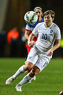 Fran Kirby of England Women during the International Friendly match at stadium:mk, Milton Keynes<br /> Picture by David Horn/Focus Images Ltd +44 7545 970036<br /> 13/02/2015