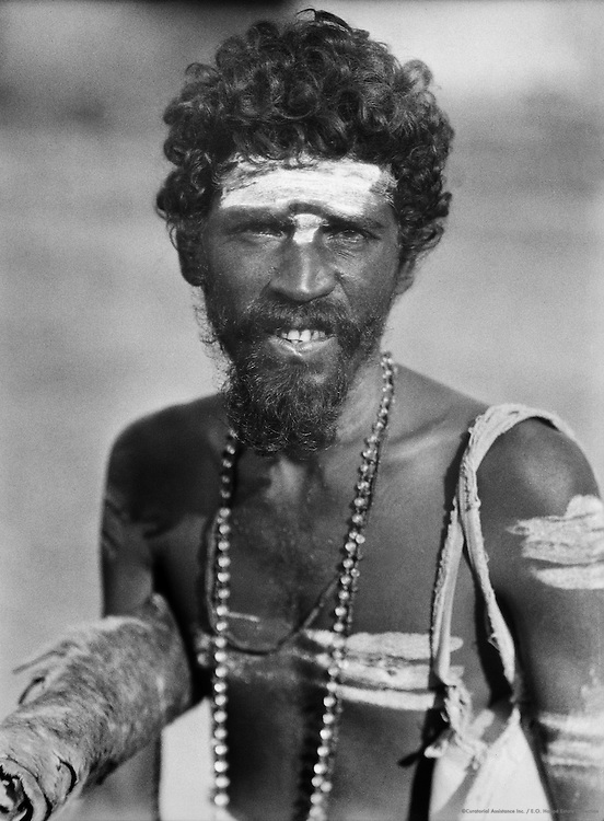 Sadhu (Holy Man), Guntakal, India, 1929