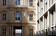 Berlin Schloss - Humboldt Forum. The rebuilt Berlin Palace, Architect Franco Stella.