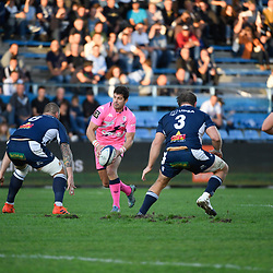 Morne STEYN of Stade Francais during the Top 14 match between Agen and Stade Francais on October 19, 2019 in Agen, France. (Photo by Julien Crosnier/Icon Sport) - Morne STEYN - Stade Armandie - Agen (France)