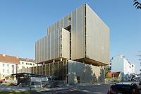 Bezirksgericht Graz West, Graz.Architektur: Zeytinoglu ZT GmbH
