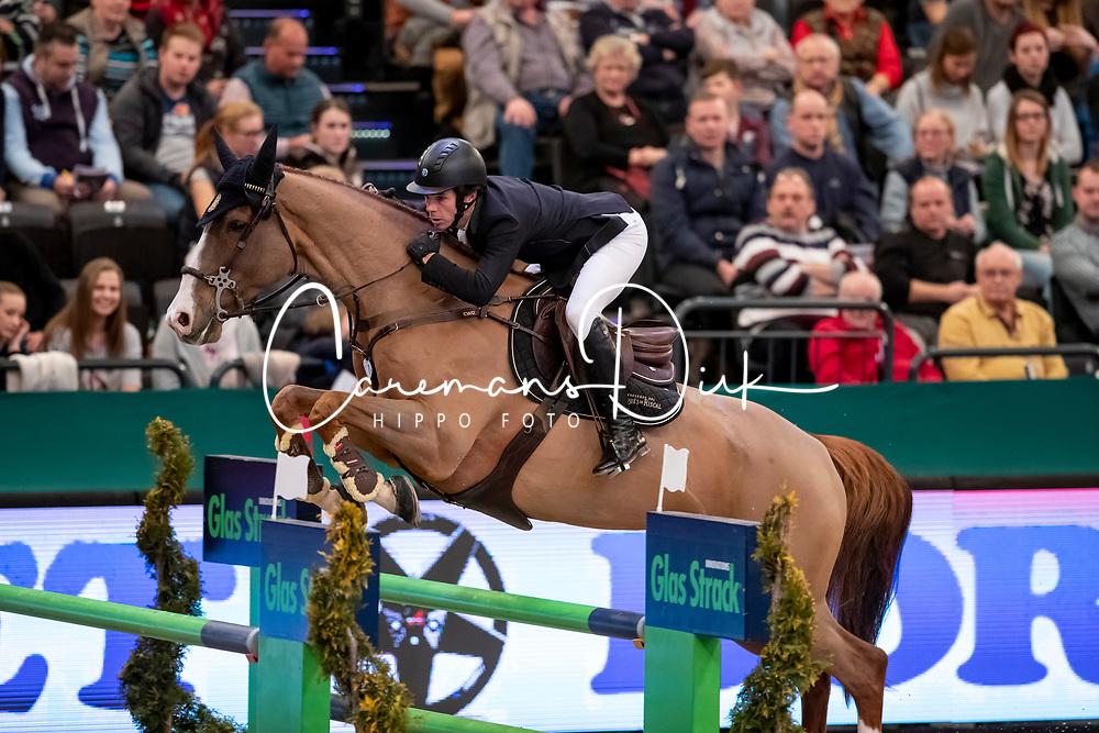 Alvarez Aznar Eduardo, ESP, Seringat<br /> Leipzig - Partner Pferd 2019<br /> © Hippo Foto - Stefan Lafrentz