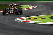 September 3-5, 2015 - Italian Grand Prix at Monza: Pastor Maldonado, (VEN), Lotus