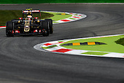 September 3-5, 2015 - Italian Grand Prix at Monza: Pastor Maldonado, (VEN), Lotus
