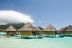 Bora-Bora, French Polynesia - 10/16/2006 - Bora-Bora, French Polynesia.(Photo by Sharpshooters/VWPics) *** Please Use Credit from Credit Field *** *** Please Use Credit from Credit Field ***