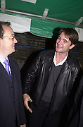 Khris Thykier. Yoo party. Hall Rd. London NW8. 28 September 2000. © Copyright Photograph by Dafydd Jones 66 Stockwell Park Rd. London SW9 0DA Tel 020 7733 0108 www.dafjones.com