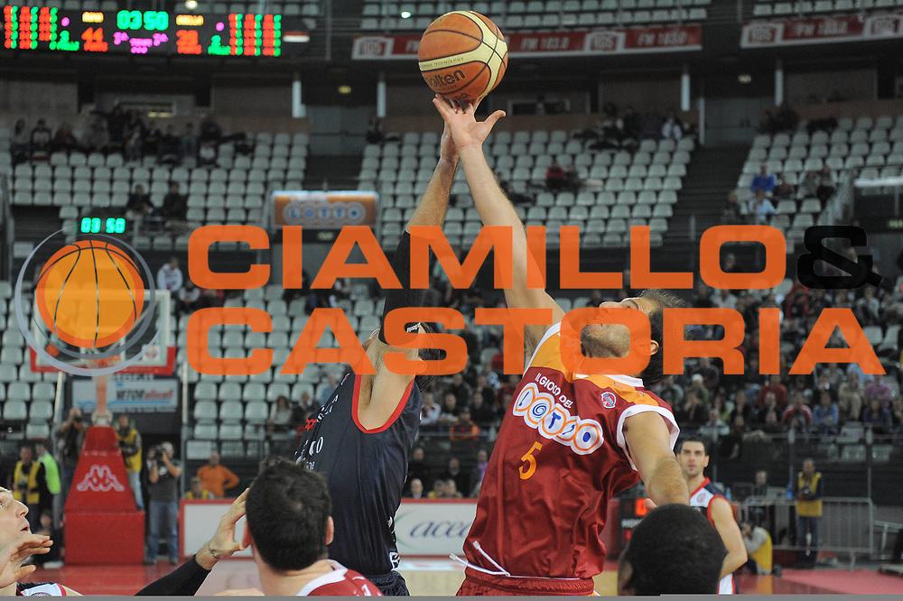 DESCRIZIONE : Roma Lega A 2009-10 Basket Lottomatica Virtus Roma Angelico Biella<br /> GIOCATORE : Jacopo Giachetti<br /> SQUADRA : Lottomatica Virtus Roma<br /> EVENTO : Campionato Lega A 2009-2010<br /> GARA : Lottomatica Virtus Roma Angelico Biella<br /> DATA : 08/11/2009<br /> CATEGORIA : Rimbalzo<br /> SPORT : Pallacanestro<br /> AUTORE : Agenzia Ciamillo-Castoria/G.Vannicelli<br /> Galleria : Lega Basket A 2009-2010 <br /> Fotonotizia : Roma Campionato Italiano Lega A 2009-2010 Lottomatica Virtus Roma Angelico Biella<br /> Predefinita :