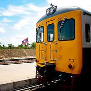 Laos :: un train pour Vientiane