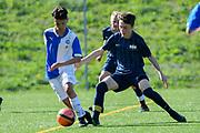 08.04.17; Zuerich; Fussball FCZ Academy - Grasshopper Club - Zuerich FE14 Oberland; <br /> Sabani Benjamin (GC)