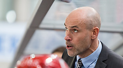 12.12.2015, Tiroler Wasserkraft Arena, Innsbruck, Österreich, EBEL, HC TWK Innsbruck die Haie vs HDD TELEMACH Olimpija Ljubljana, 29. Runde, im Bild Headcoach Christer Olsson (HC TWK Innsbruck Die Haie) // during the Erste Bank Icehockey League 29th round match between HC TWK Innsbruck  die Haie and HDD TELEMACH Olimpija Ljubljana at the Tiroler Wasserkraft Arena in Innsbruck, Austria on 2015/12/12. EXPA Pictures © 2015, PhotoCredit: EXPA/ Jakob Gruber// during the Erste Bank Icehockey League 29th round match between HC TWK Innsbruck  die Haie and HDD TELEMACH Olimpija Ljubljana at the Tiroler Wasserkraft Arena in Innsbruck, Austria on 2015/12/12. EXPA Pictures © 2015, PhotoCredit: EXPA/ Jakob Gruber