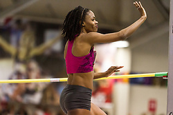 New Balance Indoor Grand Prix Track & FIeld:  women's high jump, Chaunte Lowe, USA