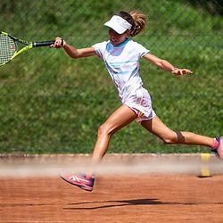 20190831: SLO, Tennis - U14 league girls finals