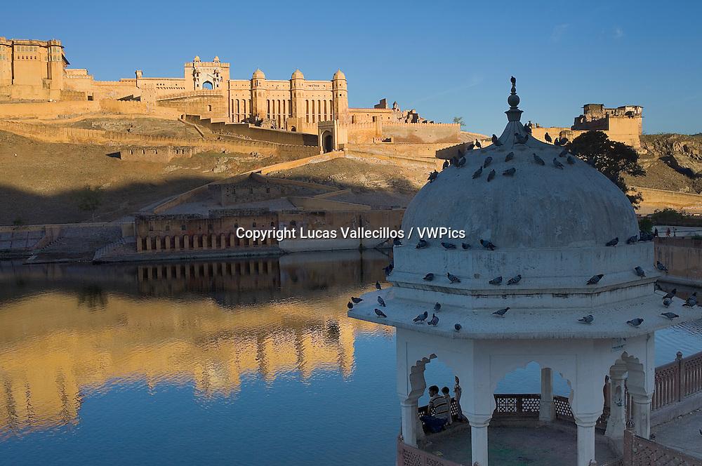 Amber fort,Amber, Rajasthan, India