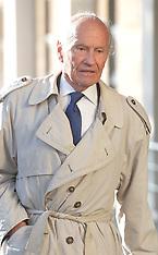 NOV 05 2014 Former Royal Aide Benjamin Herman in Kingston Court