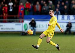 Chris Lines of Bristol Rovers - Mandatory by-line: Matt McNulty/JMP - 14/01/2017 - FOOTBALL - Highbury Stadium - Fleetwood, England - Fleetwood Town v Bristol Rovers - Sky Bet League One