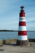 Lighthouse/Svyturys at Nida harbor
