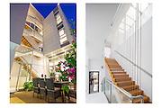 Architecture for interior design & architect firm, Saigon