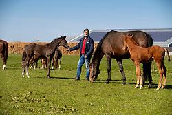 Minne Hoveenga, Esther de Melker<br /> Seldsum Stables en Seldsum Equine Fertility<br /> Jelsum 2019<br /> © Hippo Foto - Dirk Caremans<br /> <br /> 01/04/2019